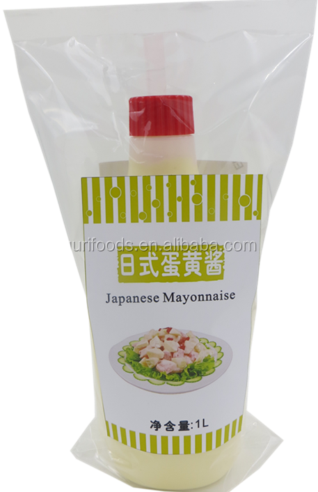 Japanese Mayonnaise Mixed Soy-based Vegetable oil