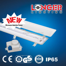 Rechargeable led sensor light of IP65 D series water proof fixture