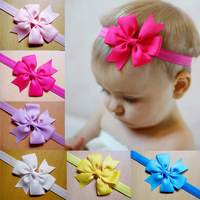Kids Bow Headbands Accessories Baby Girl Toddlers Hair Bands