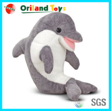 Good price high quality plush dolphins