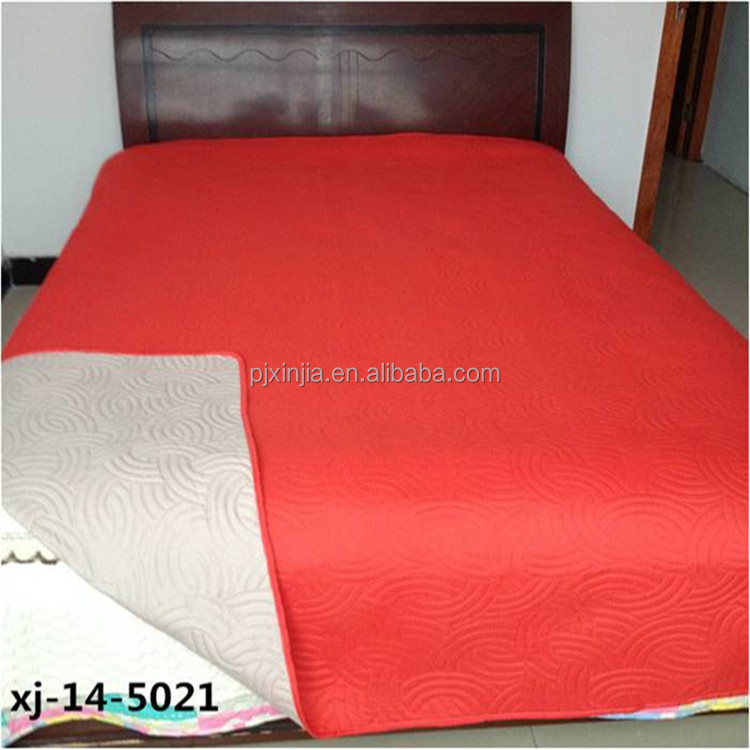 HOT sale superior quality pure cotton bedroom use free sample wholesale jaipur quilts