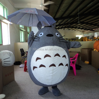 Funtoys CE lovely totoro mascot costume for adult