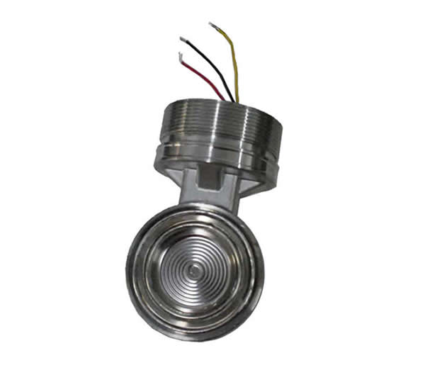 High Accuracy Metal Capacitance Differential Pressure Sensor Of Manufacturer