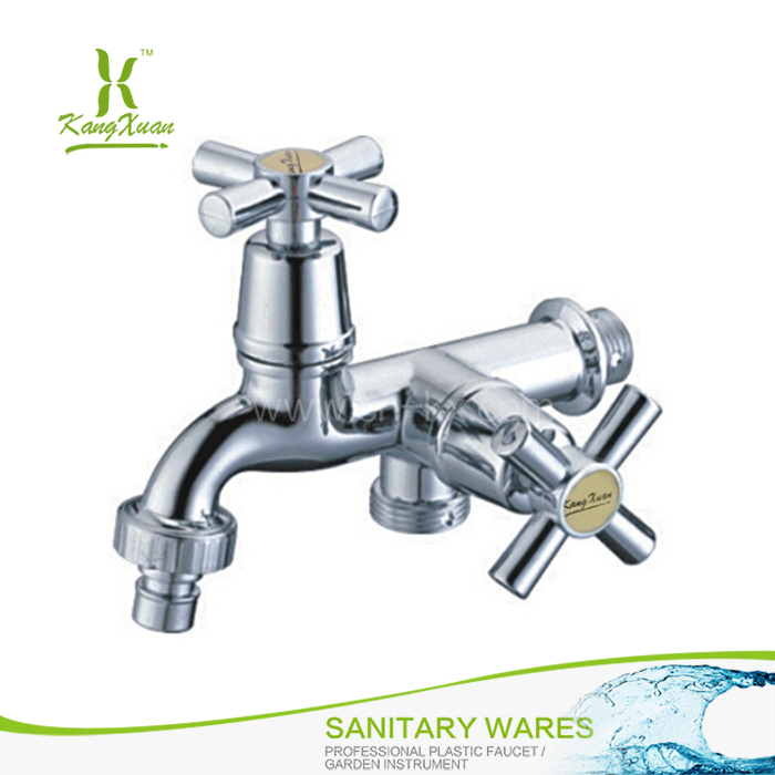 Sanitary Fitting Washing Machine Cold Water Tap Dual