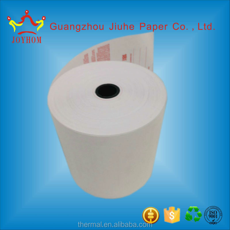 57mm x 57mm Thermal Paper Rolls with printing color paper roll