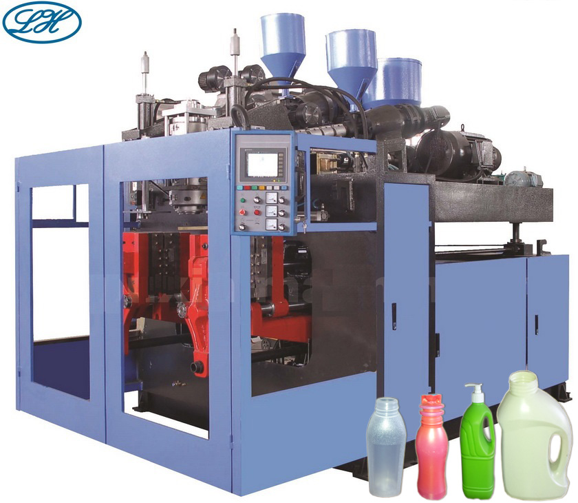 6Liter HDPE Plastic Jerry can extrusion blow molding machine for best price