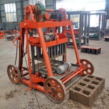Qt 40 3b Concrete Block Diagram Of Eeg Making Machine Buy