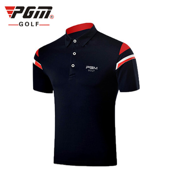 PGM men's golf polo
