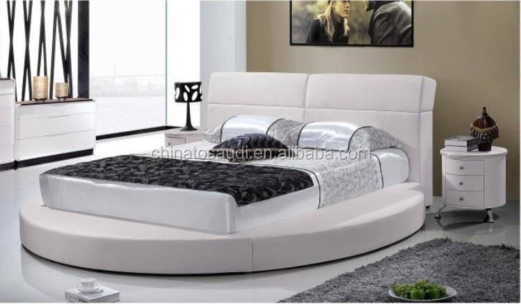 Lastest Design King Size Leather Bed Buy Super King Size
