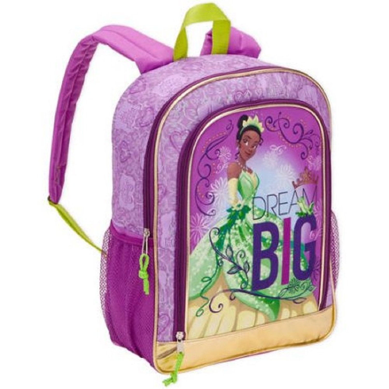 Get Quotations · Disney Princess Tiana Full Size Backpack 6e5a62c694d64