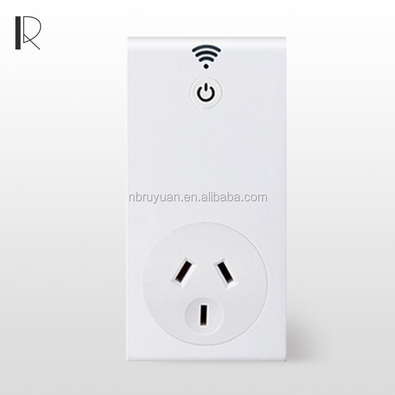 1103022 Hot Android iOS Cell Phones Tablets control plug smart home wifi plug with timer