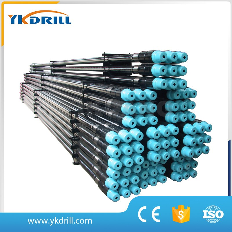 China yikuang API Standard seamless oil and water well drilling pipe