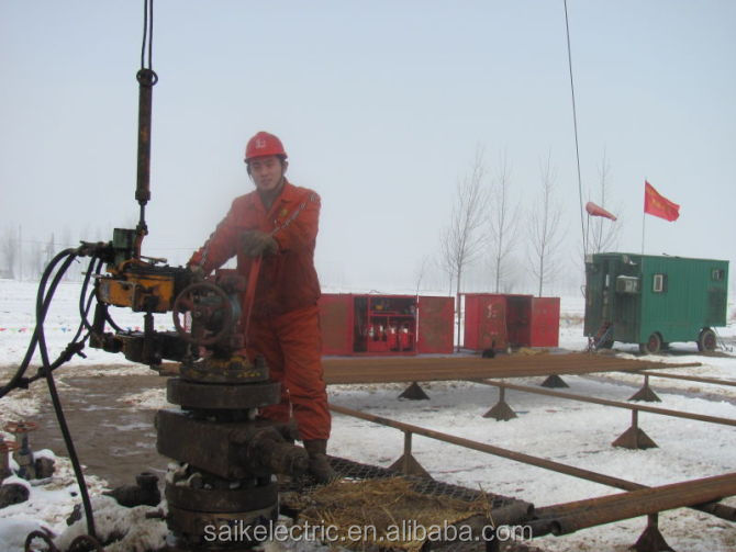 Manpower Supply for Oil and Gas Field