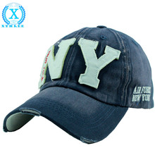 ** 時尚純棉棒球帽 /NY繡花帽