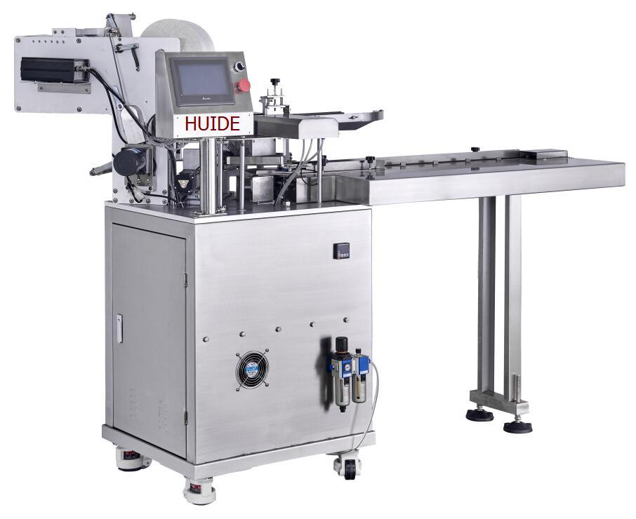 Patent New techology paper packing machine in China bread making machine