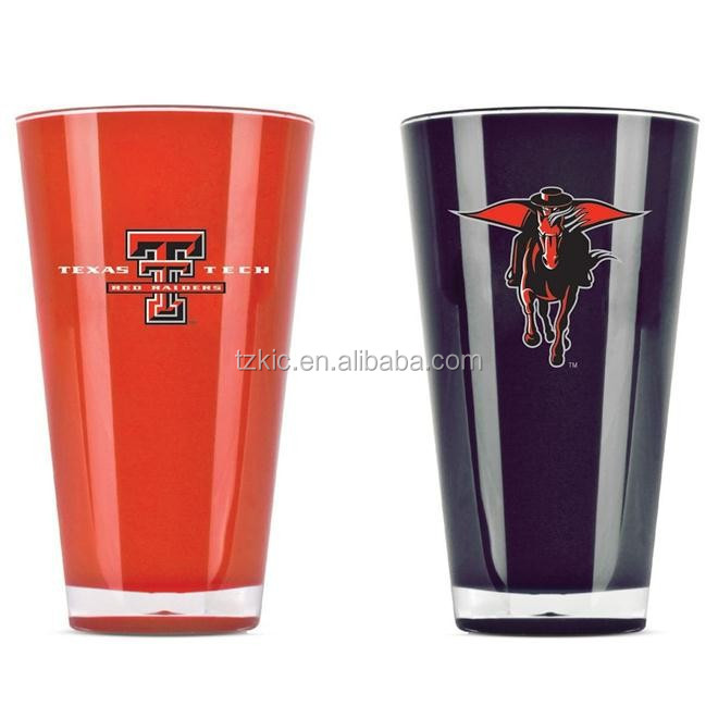 20 oz Acrylic Texas Tech Red Raiders Tumblers - 2 Pack