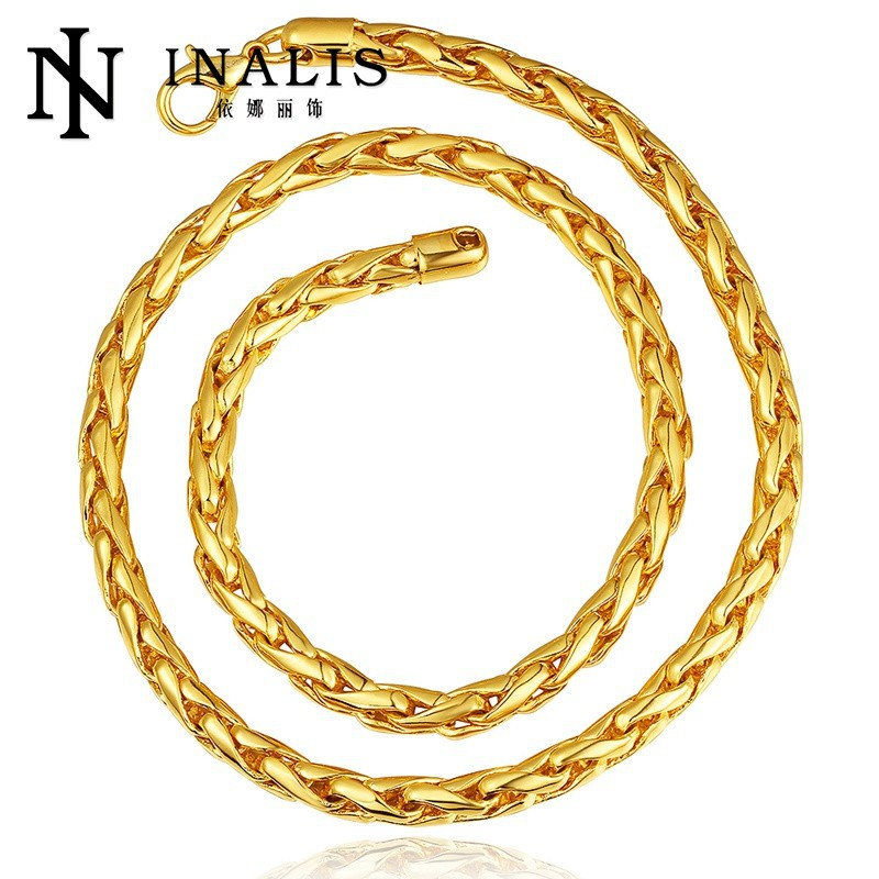 Fashion Gift Jewelry 2015 New Gold Chain Design For Men - Buy Gold ...