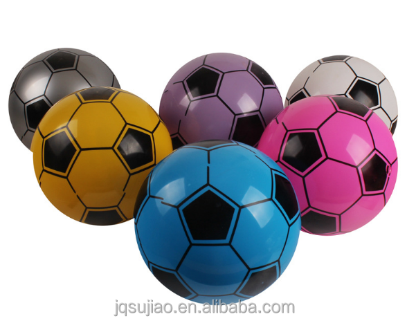 Promotional Logo Customized PVC Football soccer