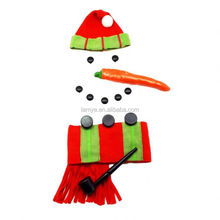 Christmas Snowman Family Kits for Adults Children Kids Decorations Gifts