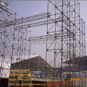 Oil and Gas Refineries modular andamio Layher