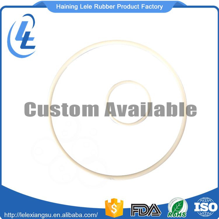 Clear Silicone Rubber O Ring For Thermos, Clear Silicone Rubber O ...