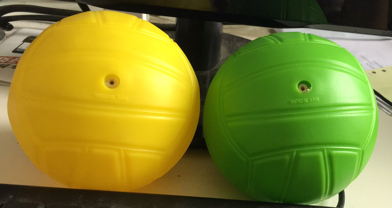 Printed soft Toy Volleyball Ball/Inflatable Beach Spikeball