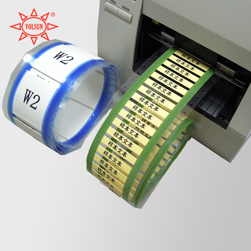Heat Shrink Wire Labels, Heat Shrink Wire Labels Suppliers and ...