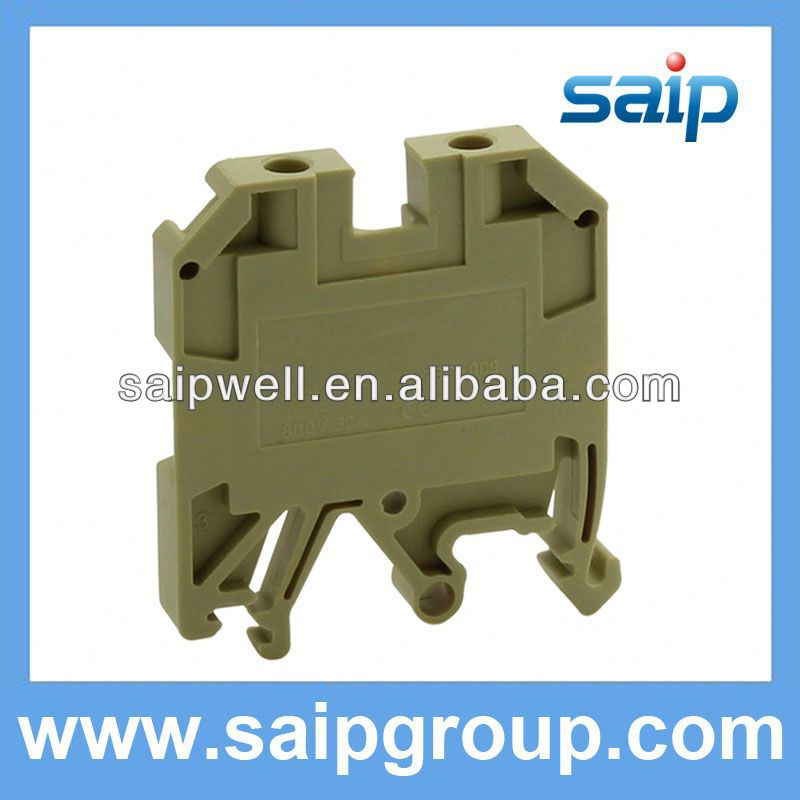 2013 New Industrial Distribution Screw Type insulated terminal connector SUT2-4