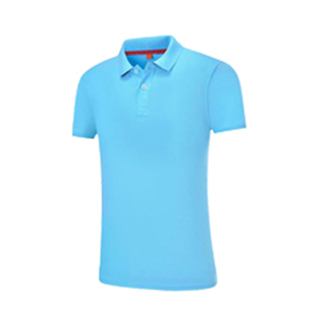 Summer casual wear plain short sleeve slim fit shirt for men and sport wear