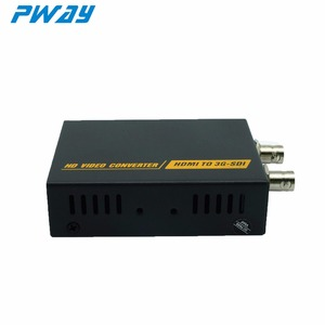 HDMI to SD/HD / 3G - SDI converter 1080p video 1 port HDMI to 2 port SDI
