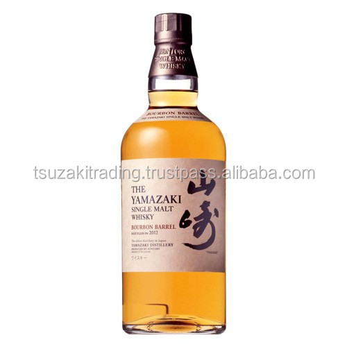 Precious and Flavorful Japanese whisky yamazaki whisky nikka whisky with High-grade