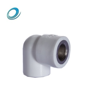 Best selling thread ppr pipe fitting elbow manufacturer
