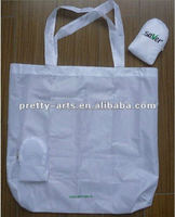 fashionstyle 100% Nylon foldable shopping bag