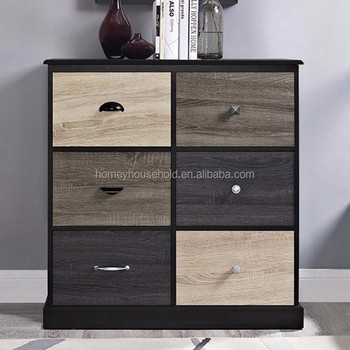 Wood Furniture Almari Multi Color Drawer Cabinet Design Furniture