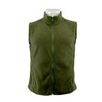 Manufacturer Custom OEM Mens lightweight waistcoat 250G 100% polyester superfine polar fleece men sport vest