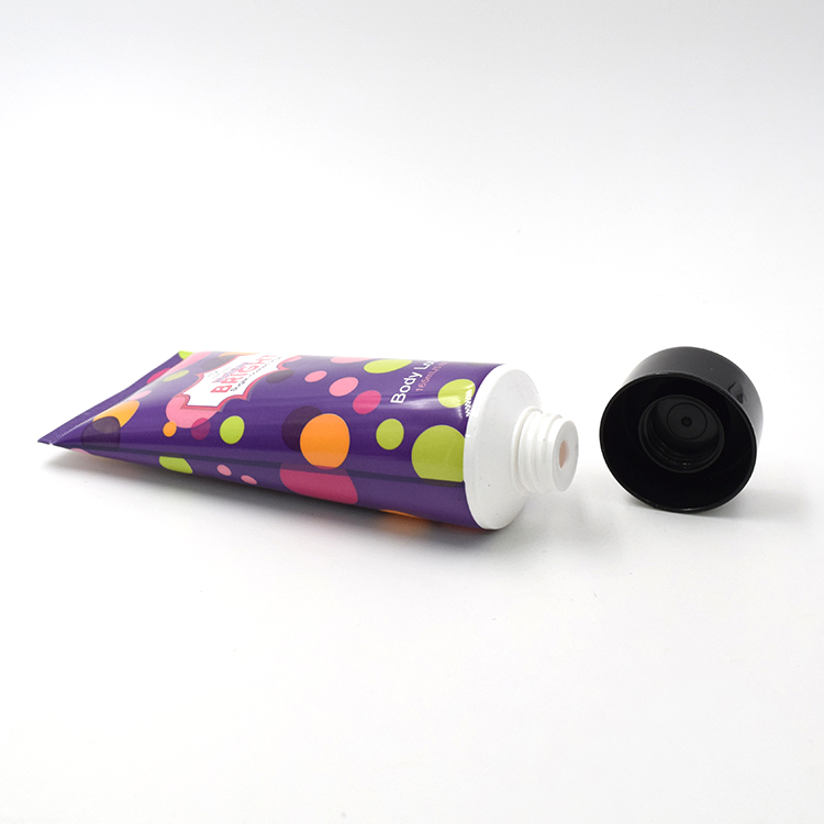 cosmetic packaging 50ml 100ml 120ml 150ml 200ml face wash tube wholesale painted squeeze tubes for cosmetics