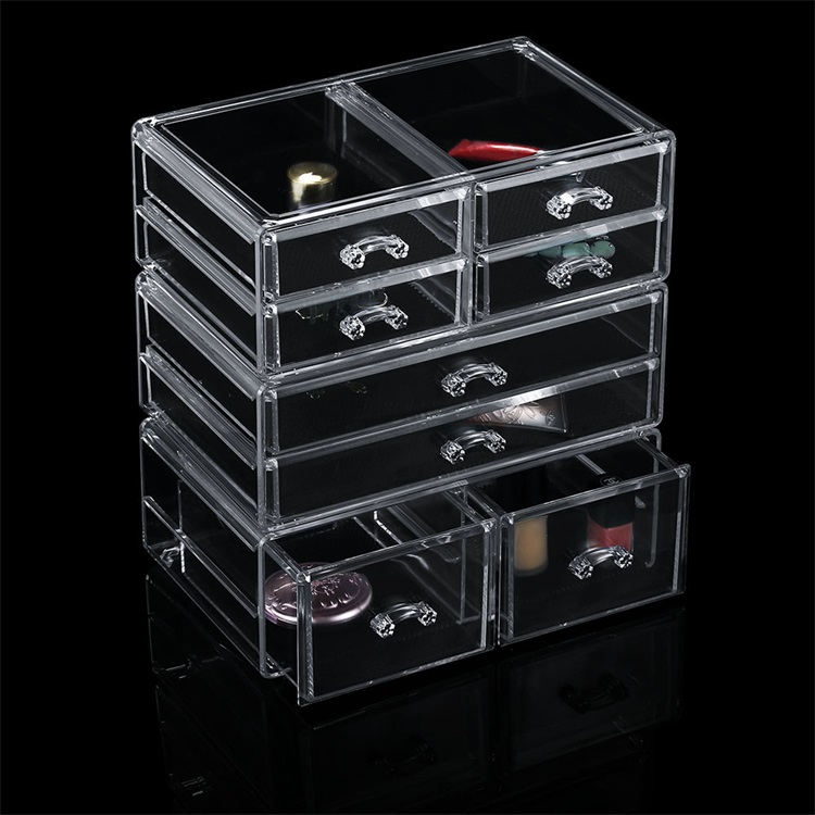 Good Quality Wholesale Innovative Household Acrylic Makeup Storage Organiser
