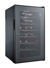 28 bottles electronic wine cooler