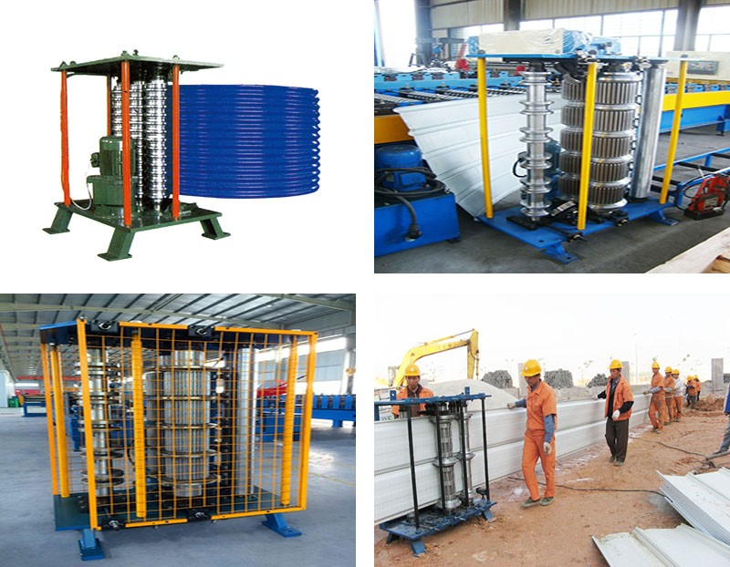 Willing Arch Roof Curving Machine with low price