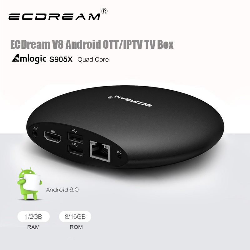 2017 Android 6.0 v8 amlogic s905x 2G 8G quad Core <strong>tv</strong> <strong>box</strong> <strong>set</strong> <strong>top</strong> <strong>box</strong>