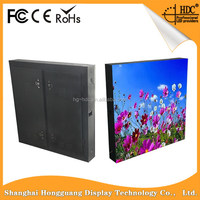 Factory wholesale new import p6 full color hd video led display