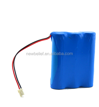 Customized 10.8V 11.1V Li-ion Battery Pack 12V Lithium Battery Pack Li ion with CE FCC ROHS
