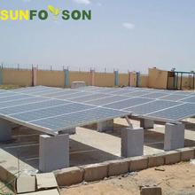 China Manufacturer Solar Power Mounting Systems with PV Mounting Support Structure