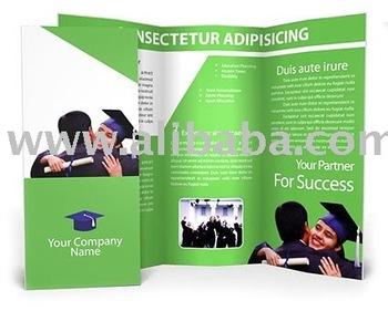 college brochures