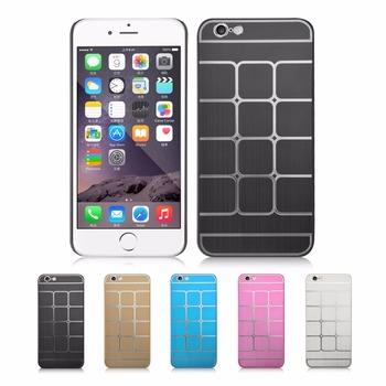 fashion aluminum alloy custom metal phone case for apple iphone 6fashion aluminum alloy custom metal phone case for apple iphone 6 plus