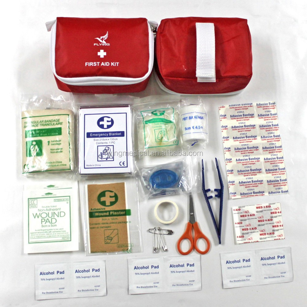 mini first aid pouch/first aid kit pouch