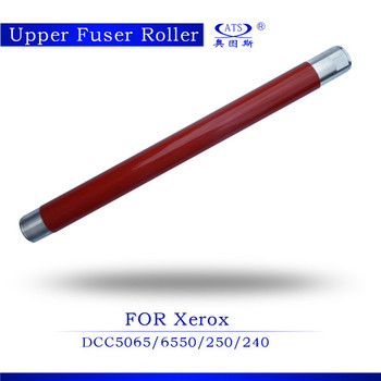 factory supply upper heat roller docucolor 5065 6550 250 240 compatible for fujixerox