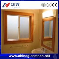 Excellent heat and water insulation Sound insulation bathroom window curtains