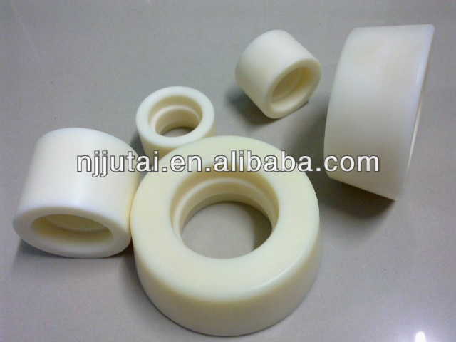 High quality hot sale nylon spare parts used for enginnering