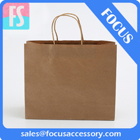 promotional kraft paper cement bag